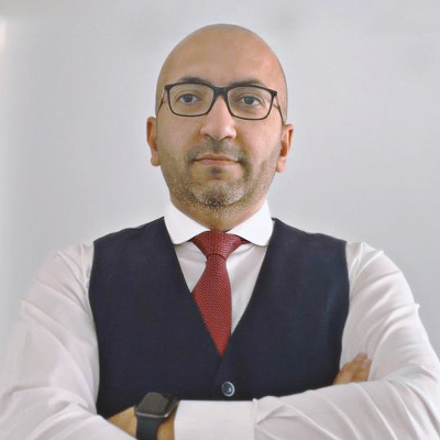 Husam Al Kurdi, SquaredFinancial, Chief Executive Officer