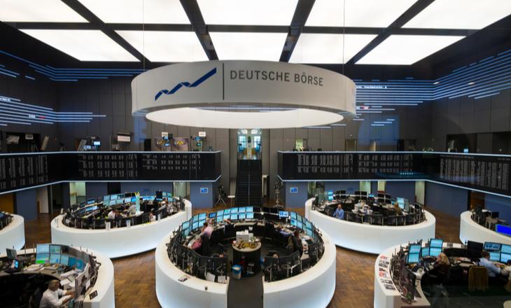 Deutsche Börse's turnover up by 24% MoM