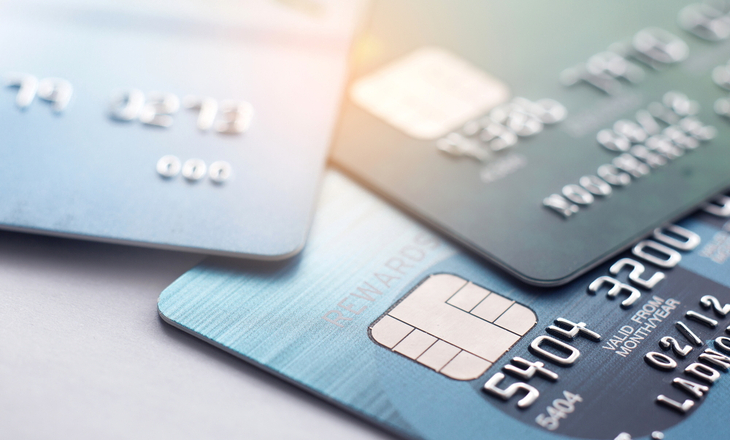 April payments numbers collapse
