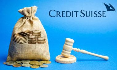 Credit Suisse pays $75K infringement fine