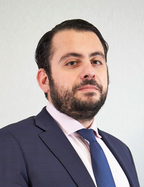 Demetrios Zamboglou, CFI Dubai