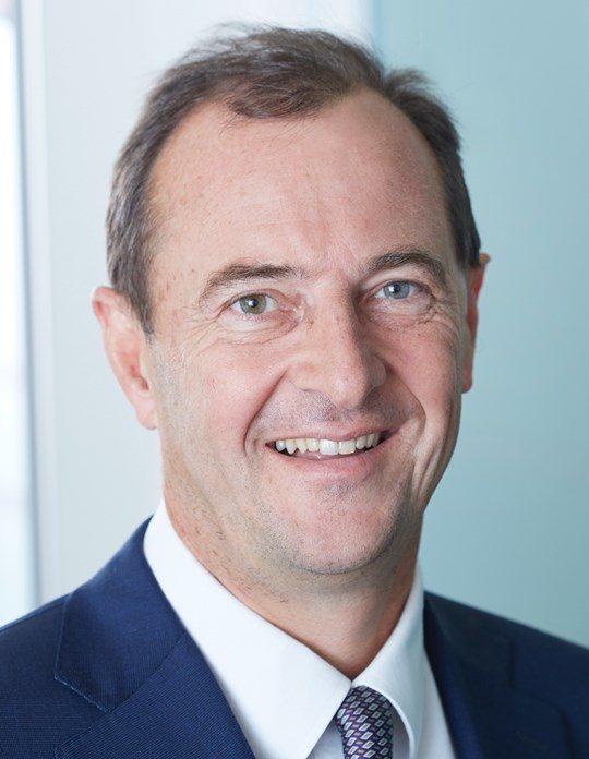 Marc Bailey, Sucden Financial