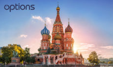 Options expands to Russia with MOEX