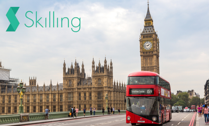 Skilling expands presence in London with appointment of David Berg as global sales director