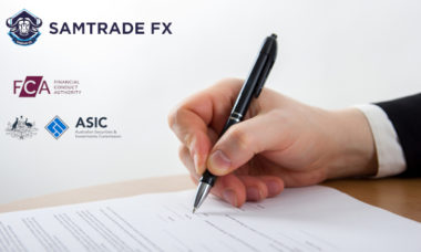 Samtrade secures FCA and ASIC licences in expansion of its global footprint