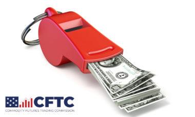 Whistleblower receives $9 million award from CFTC
