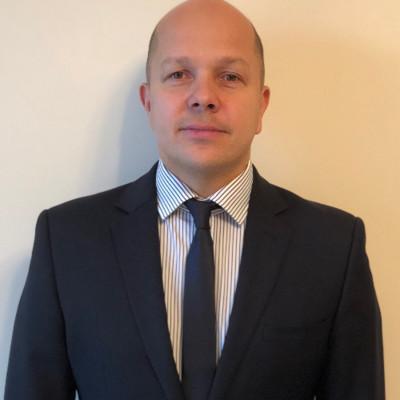Aleksei Suturin, Sucden Financial