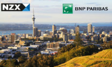 BNP Paribas and NZX team up to boost offshore capital flows