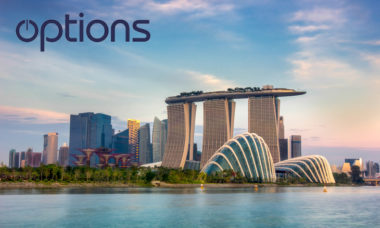 Options expands into Singapore Exchange