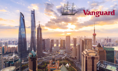 Vanguard redirects focus from Hong Kong to Shanghai