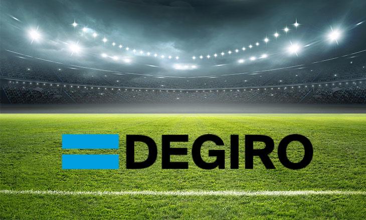 Forex Sport Sponsorship: DeGiro's logo on Borussia's new Champions League jersey