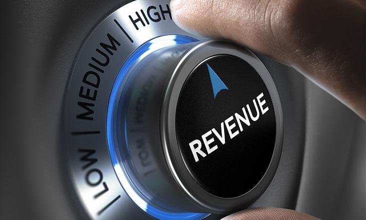 revenue volumes