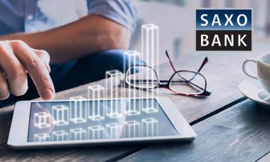 saxo bank revenues