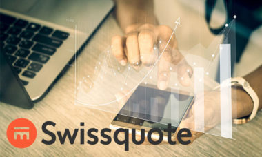 Swissquote expects 5% higher revenue