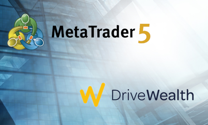 MetaTrader 5 now offers access to US Cash Equities through DriveWealth