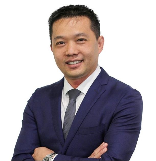 Marcus Goi, Orient Futures Singapore