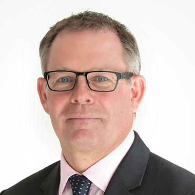 Paul Wilson, IHS Markit