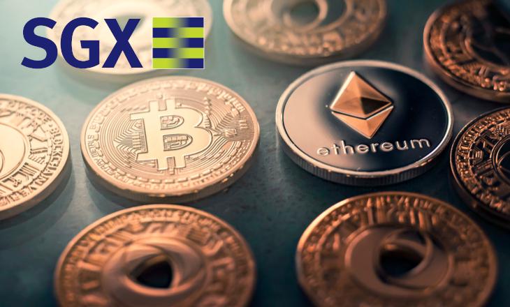 SGX partners with UK crypto provider CryptoCompare