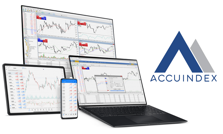 Accuindex Limited adds MetaTrader 5 to its trading platform