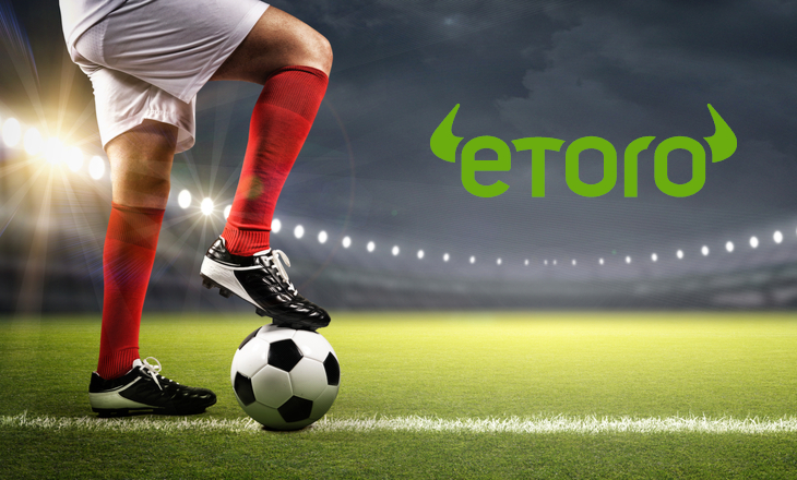 eToro expands football investment with twelve new sponsorships in UK and Germany