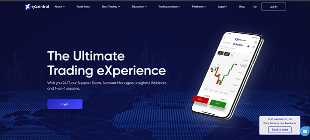 excentral trading
