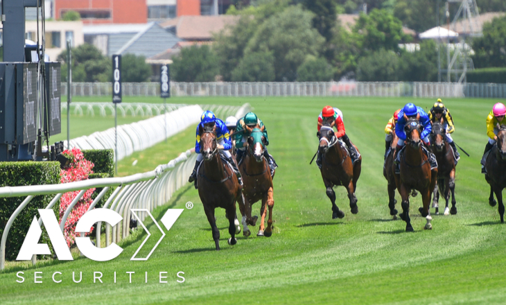 ACY Securities reports a successful start of Australian Turf Club sponsorship