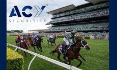 Breaking news: ACY Securities to sponsor the Australian Turf Club