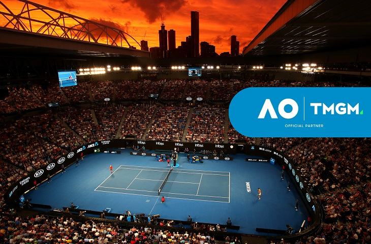 TMGM to sponsor the Australian Open at the Speed Serve