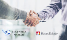Banco del Estado de Chile goes live on Edgewater Markets' new trading platform