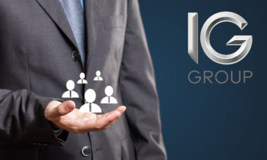 Online trading company IG Group