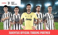CAPEX.com announces official partnership with Juventus