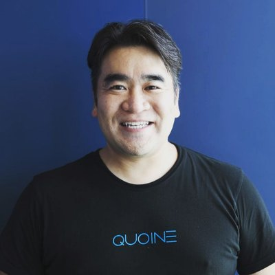 Mike Kayamori, CEO and co-founder of liquid.com