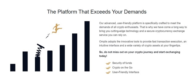 Omplix platform