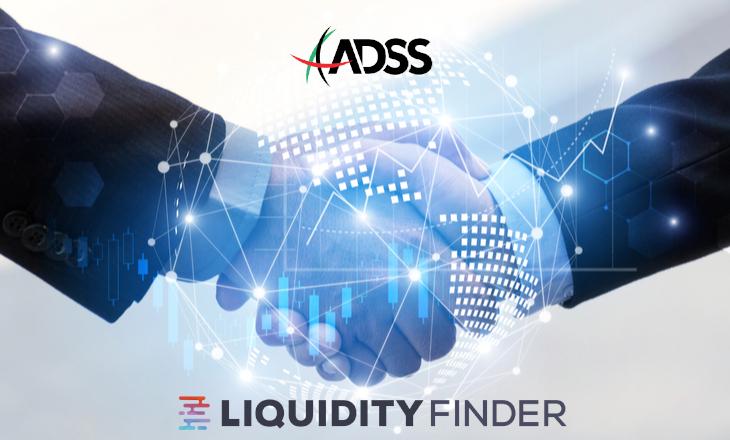 ADSS liquidityFinder partnership