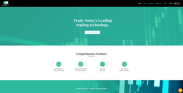 AlphaLive crypto trading