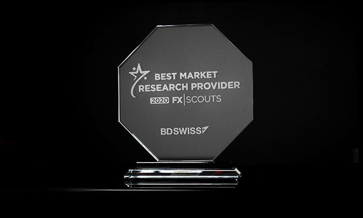 BDSwiss Group receives an award from FxScouts