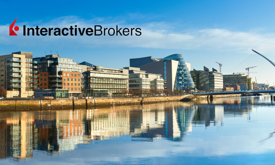 Interactive Brokers expands with new entity in Ireland