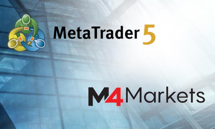 M4Markets adds MetaTrader 5 multi-asset trading platform