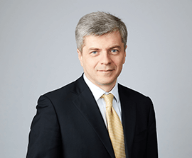 Andrew Chulack, Alpha Bank