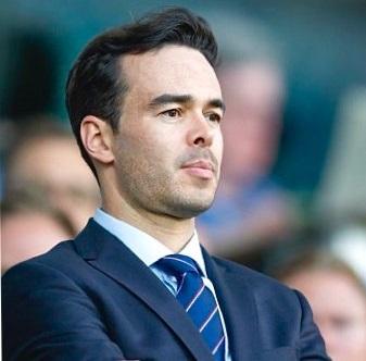 James Bisgrove, Rangers