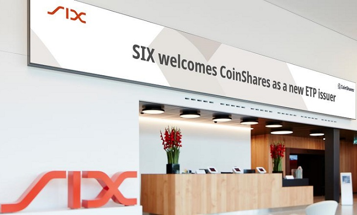 SIX welcomes CoinShares as ETP issuer