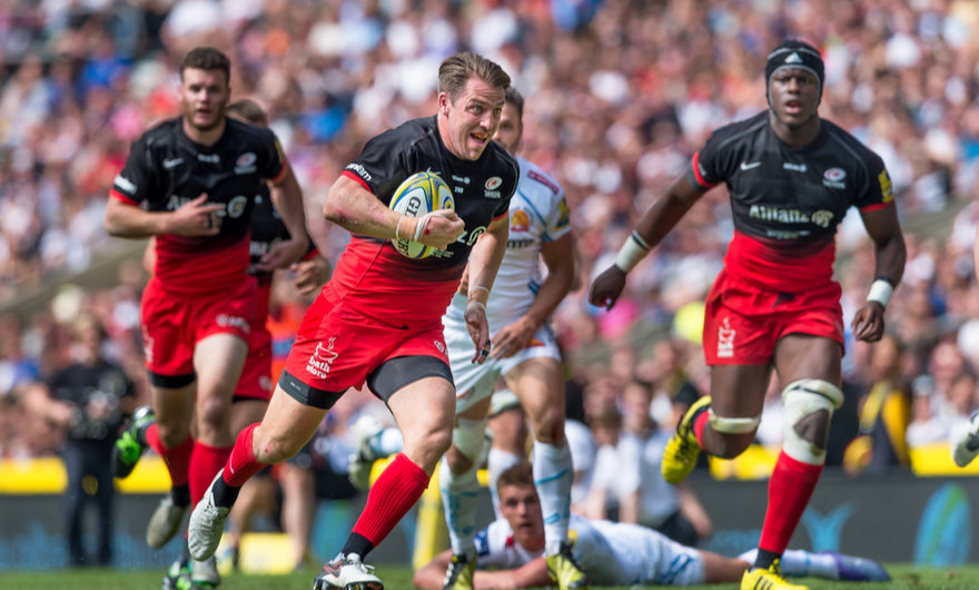 StoneX enters a four-year sponsorship deal with Saracens Rugby