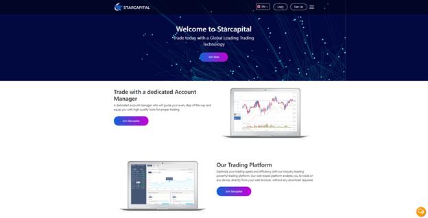 Starcapital trading