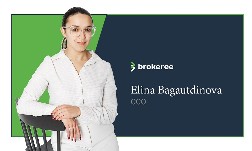 "Interview: Elina Bagautdinova: ""The demand for the Social Trading platform has been growing"""