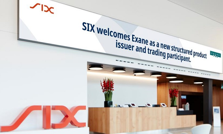 Swiss Stock Exchange adds Exane Solutions (Luxembourg) SA as new structured product issuer