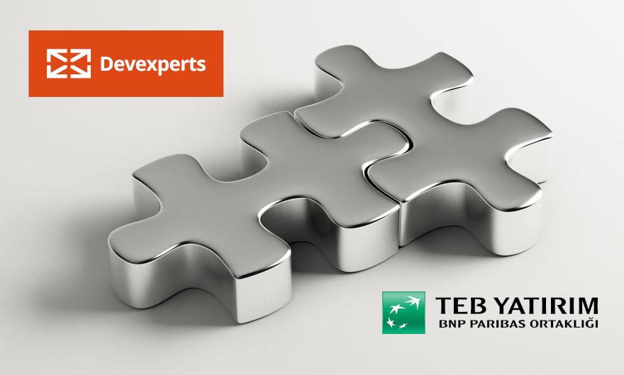 Devexperts teams up with Turkish investment company TEB Yatırım