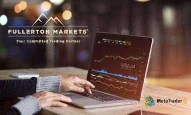 FX broker Fullerton Markets adds MetaTrader5 platform