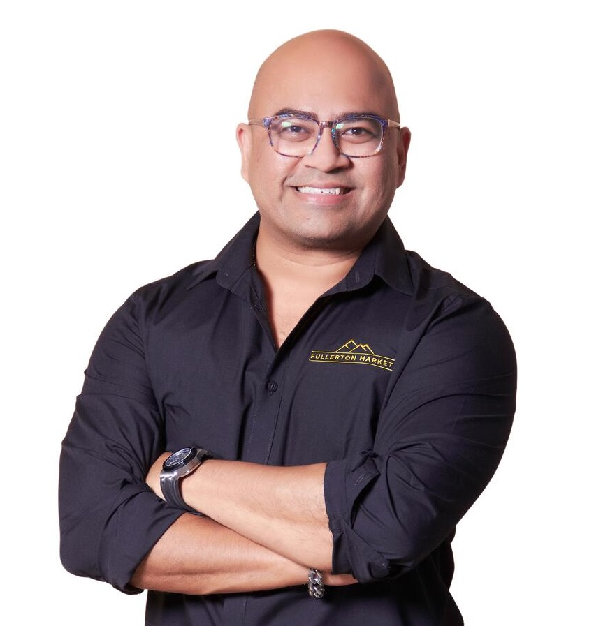 Mario Singh, Fullerton Markets