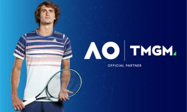 TMGM sponsors tennis player Alexander Zverev for The Australian Open