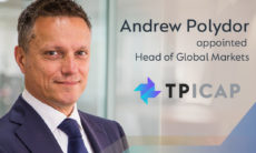 TP ICAP Group appoints Andrew Polydor as Head of Global Markets